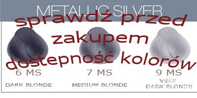 paleta silver