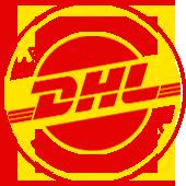 Zamówienia dostarcza kurier DHL